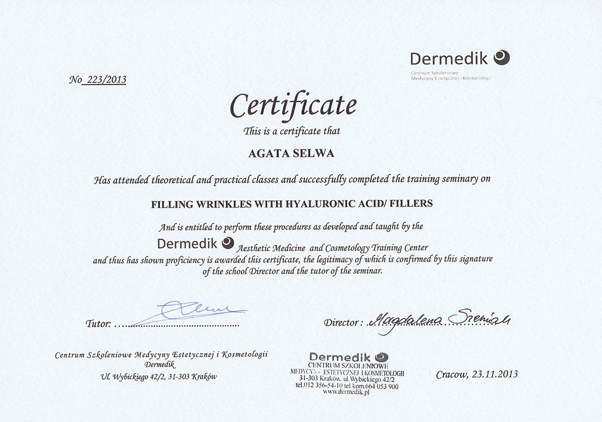 certyfikat12 - O MNIE