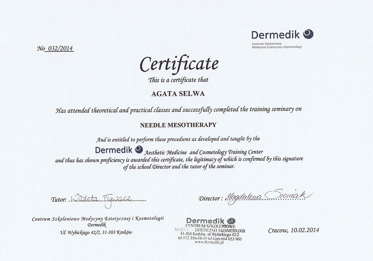 certyfikat13 - O MNIE