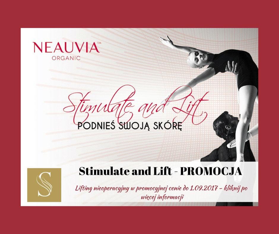 p03 - Stimulate & Lift - nieoperacyjny lifting skóry - PROMOCJA