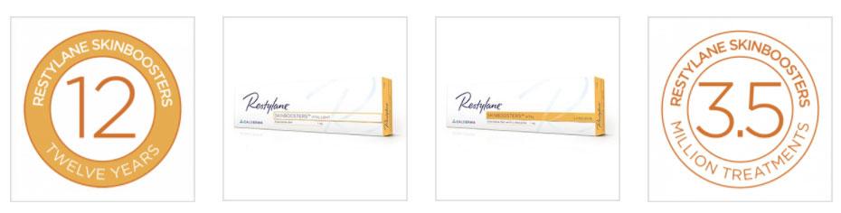 restylane skinboosters - SKINBOOSTERS
